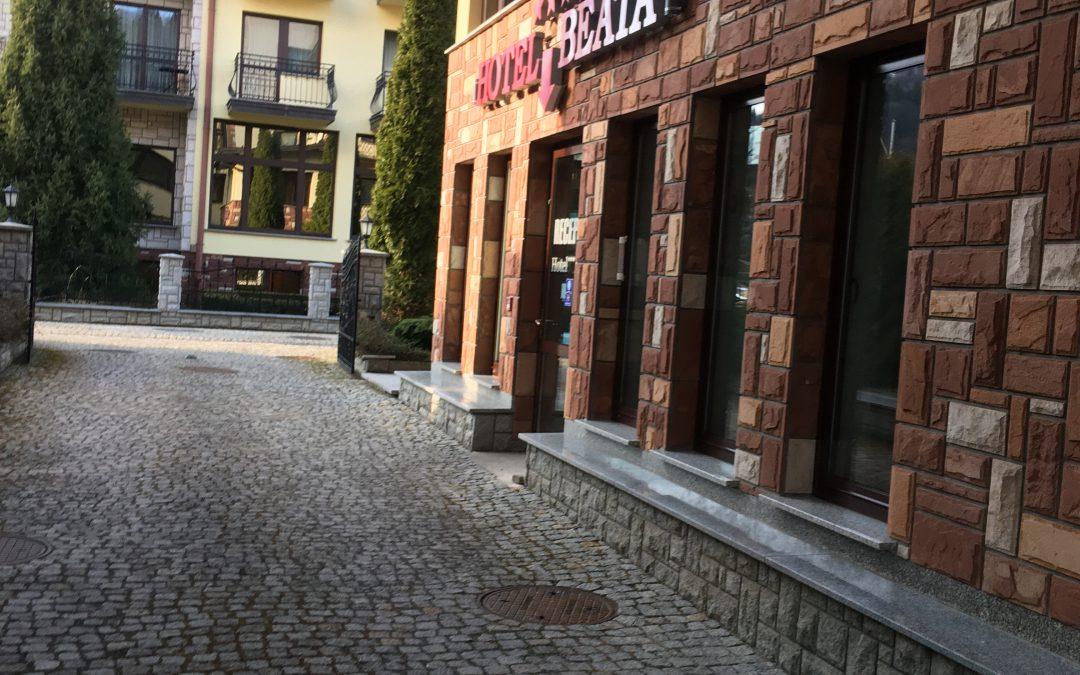 Konkurs ofert pisemnych – Hotel Beata*** Złockie – Muszyna
